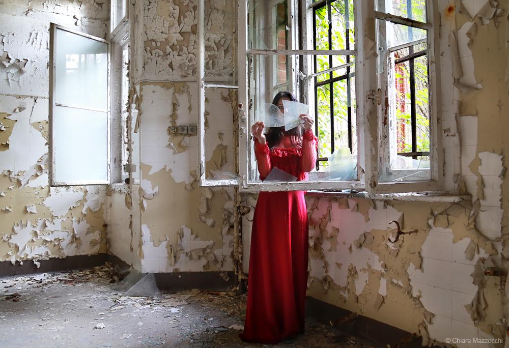 PortraitInBeelitz_Selfportrait - Chiara Mazzocchi